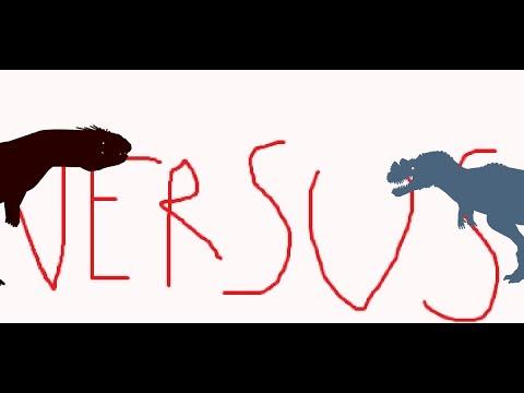 BRS3 Rajasaurus Vs Ceratosaurus (Read Desc)