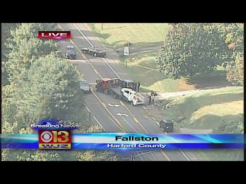 1 Dead, 1 Injured In Harford County Crash