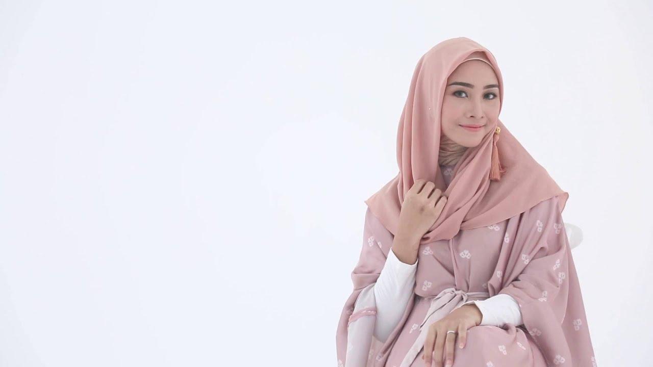 Tutorial Hijab Untuk Baju Kaftan By Irna Dewi YouTube