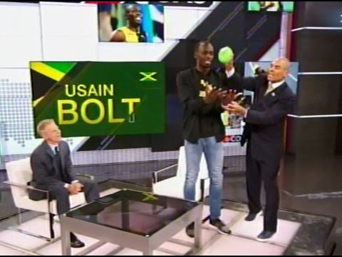 Usain Bolt on Olympic retirement, doing other sports, meetin Michael Phelps,