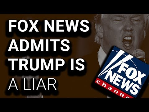 SHOCK: Fox News Fact-Checks Trump: 'None Of That Was True'