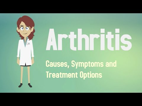 Arthritis - Causes, Symptoms and Treatment Options