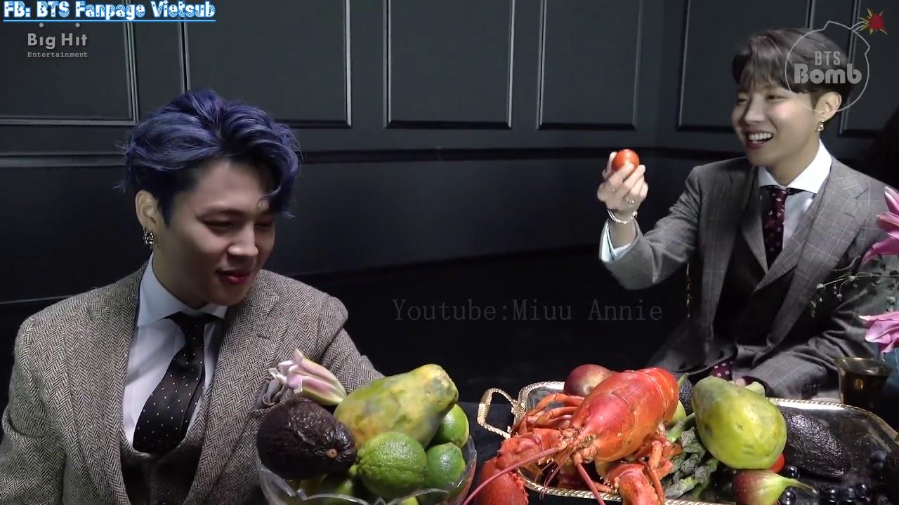 [VIETSUB][BANGTANBOMB] 3J- line phía sau hậu trường chụp ảnh bìa – BTS (방탄소년단)