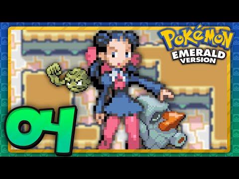 Pokemon Emerald - Part 4 - Rustboro Gym Leader Roxanne
