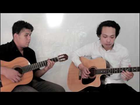 (virgoun)surat cinta untuk starla | gitar cover instrumen