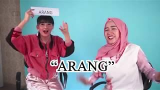 GAME TEBAK KATA GREGET TERLUCU - Tenny Amelia Putri Bersama Wulan Yee