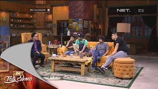Ini Talk Show - Sheila On 7 Part 3/4 Eross, Duta, Adam dan Brian SHEILA ON 7