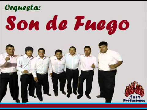 Mix Porongo #5 - Orquesta: Son de Fuego ★