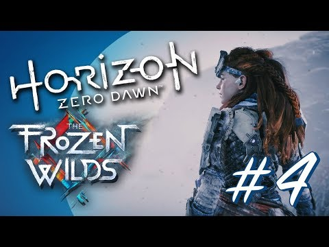 Horizon: Zero Dawn - The Frozen Wilds DLC #4