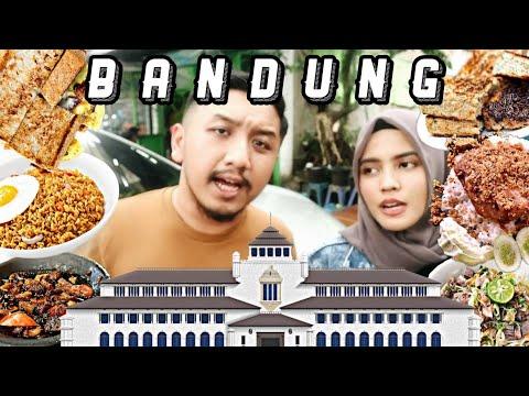 SETENGAH HARI DI BANDUNG BISA MAKAN APA AJA? (JL RIAU & SEKITAR) | BANDUNG FOOD GUIDE #1