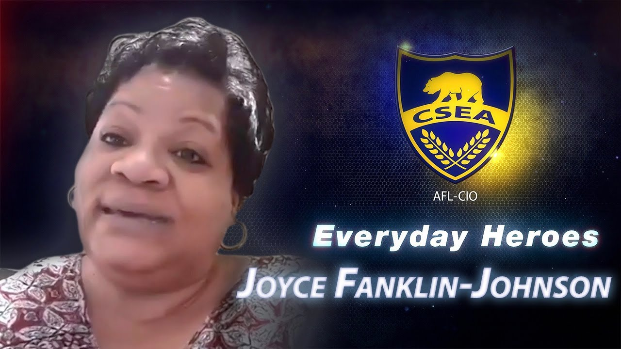 Everyday Hero Joyce Franklin-Johnson