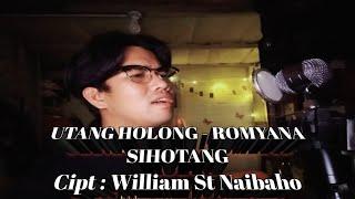 UTANG HOLONG-ROMYANA SIHOTANG    COVER