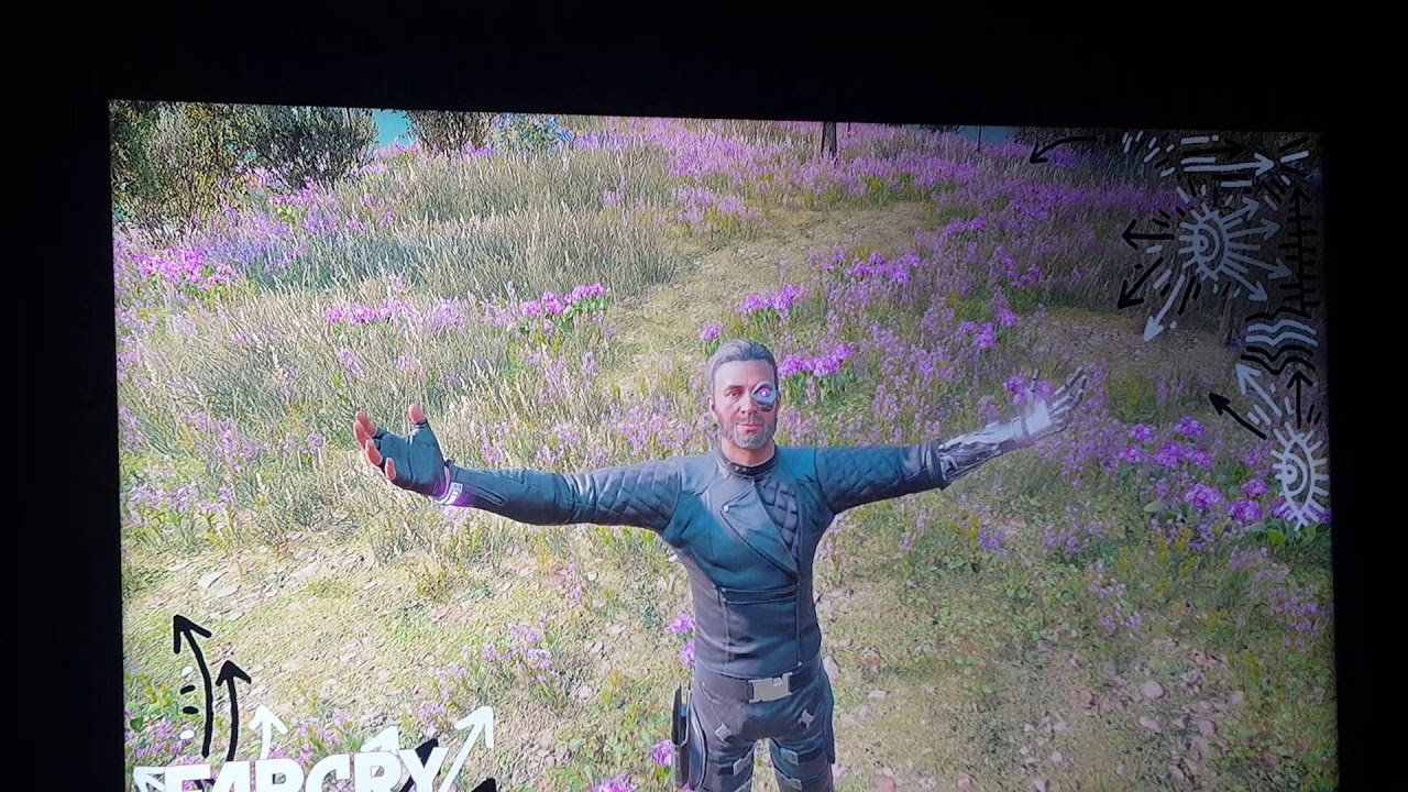 Farcry New Dawn Older Rex Power Colt Outfit Youtube