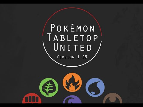 Pokemon Tabletop - The Solace of Team Whisper