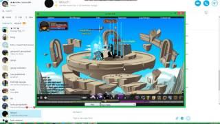 AQW! Juggernaut Items of Nulgath Quest BOT! second part