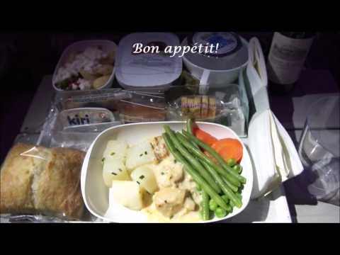 Overview of Emirates Flight EK206 on A380 from New York via Milan to Dubai