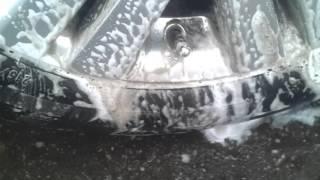 Чистка дисков от колодочной пыли