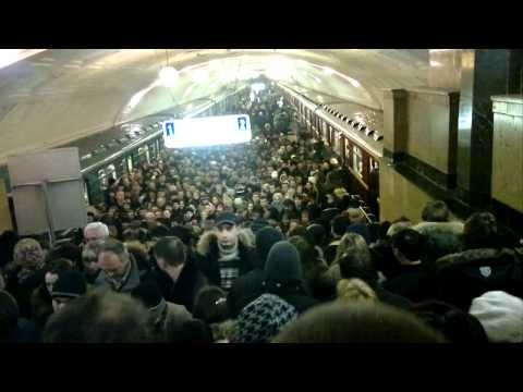 moscow metro rush hour 2