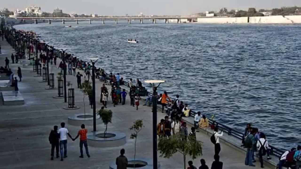 A proven track record: Restored Sabarmati to its glory, will restore Ganga to its glory
