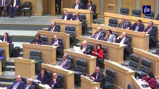 احتجاجات نيابية على عدم مناقشة مشروع قانون الموازنة - (26-11-2017)