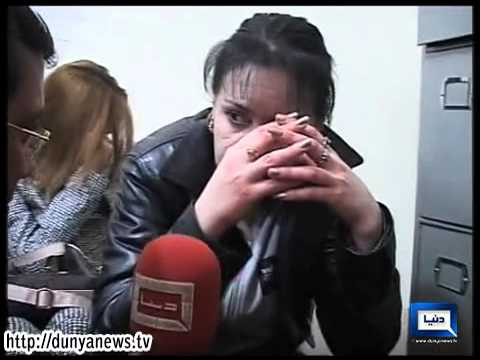 Dunya News-Islamabad,12 girls belonging to Central Asia arrested over immoral activities