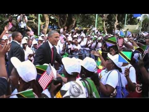 Photographer's Lens: Obama in Africa (Doug Mills, NYT)