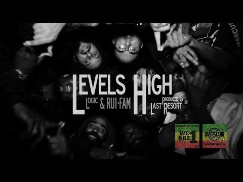 LOGIC & RU1-FAM - LEVELS HIGH (KILL THE DEVIL) (OFFICIAL VIDEO)