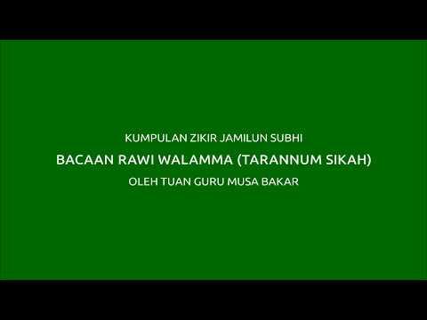 Rawi Walamma