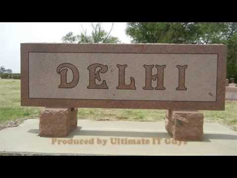 Delhi Oklahoma Historical Monument By Willis Granite Products