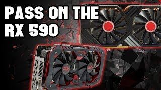AMD RX 590 - A Good Graphics Card You Probably Shouldn
