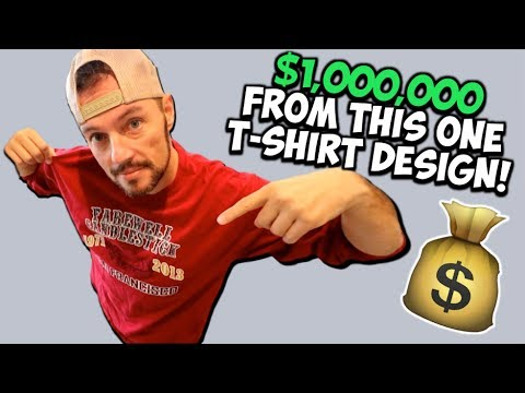THE $1,000,000 PRINT ON DEMAND CASE STUDY | Chris Record Vlogs 78