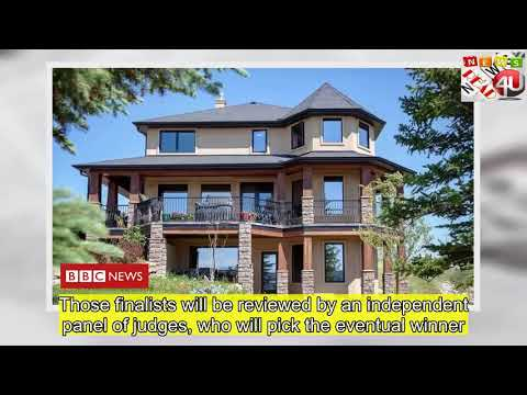 Write A Letter Win A Beautiful 17m House In Canada Country 92 5