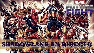 [Marvel Future Fight] Tierra de Sombras   Yo se que me quieres