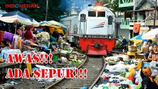 Kengerian di Tengah Kota Surabaya