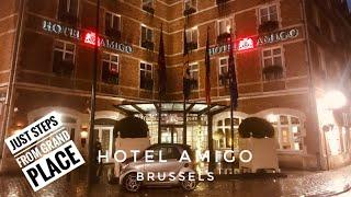 AMIGO HOTEL BRUSSELS - EXECUTIVE KING ROOM