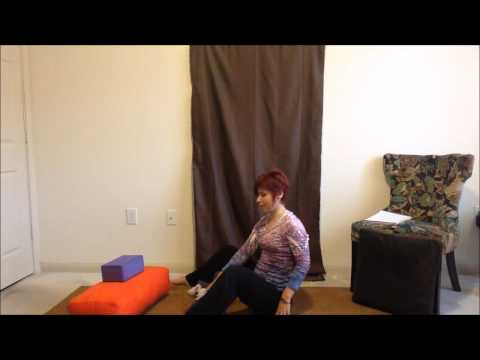 45-Minute Gentle Yoga Practice