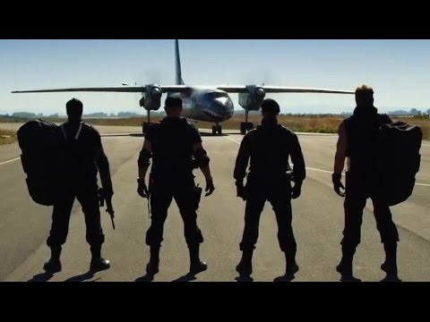 The Expendables 3 (2014) - 'Roll Call' (Extended Cut) Download