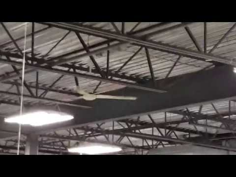 canarm-cp60-hpwp-industrial-ceiling-fans:-part-ii