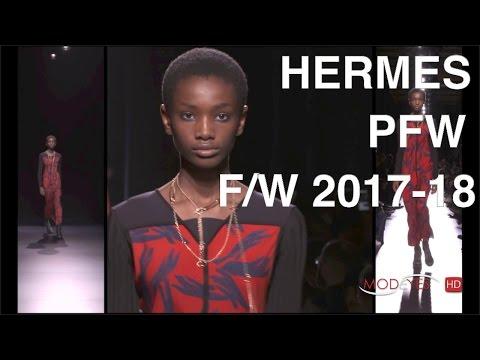 HERMES | FALL WINTER  2017 - 2018 | FASHION SHOW