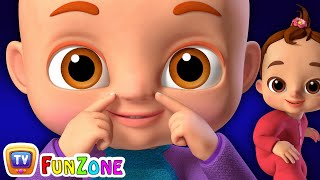 Head Shoulders Knees Andamp Toes - Songs For Babies - Chuchutv Funzone