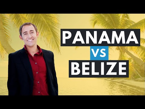 What Are the Pros and Cons of Living in Panama Vs Belize?