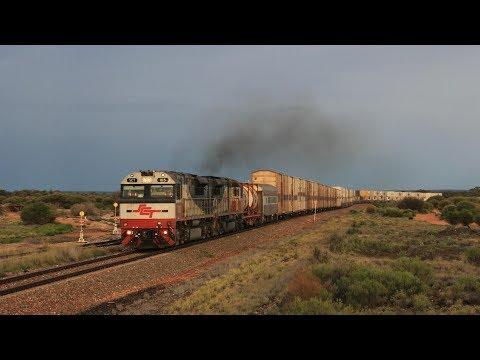 Ooldea Siding & Wirrappa: Trans Australian Railways Edition 4