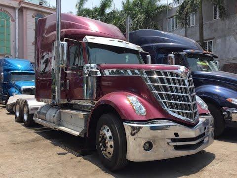Xe container Xe đầu kéo Mỹ Intec Maxfo đời mới nhất Chính Hãng International