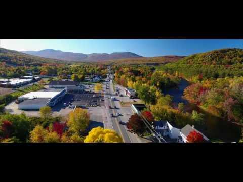 New England and Nova Scotia Fall 2016 in 4K Ultra HD