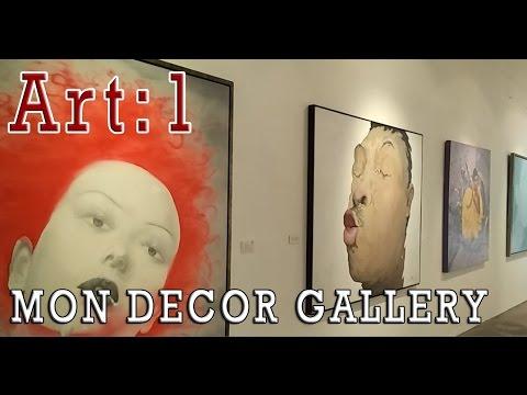 Art:1 Mon Decor Art Gallery - Kemayoran