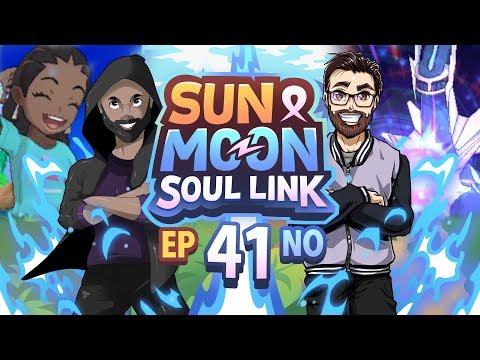Pokémon Sun & Moon Soul Link Randomized Nuzlocke w/ Nappy + Shady - Ep 41