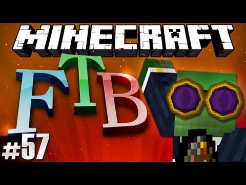 Minecraft Feed The Beast #57 - Twilight Labyrinth!