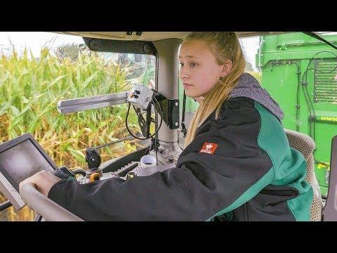 John Deere Traktoren | Fortuna FTM Produktvideo | Maishäckseln | AgrartechnikHD