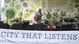 "Jillian Edwards - ""July and June"" at Musicians Corner"