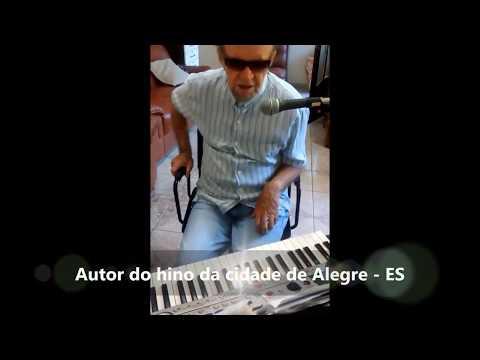 Conheça o autor do hino da cidade de Alegre - ES.